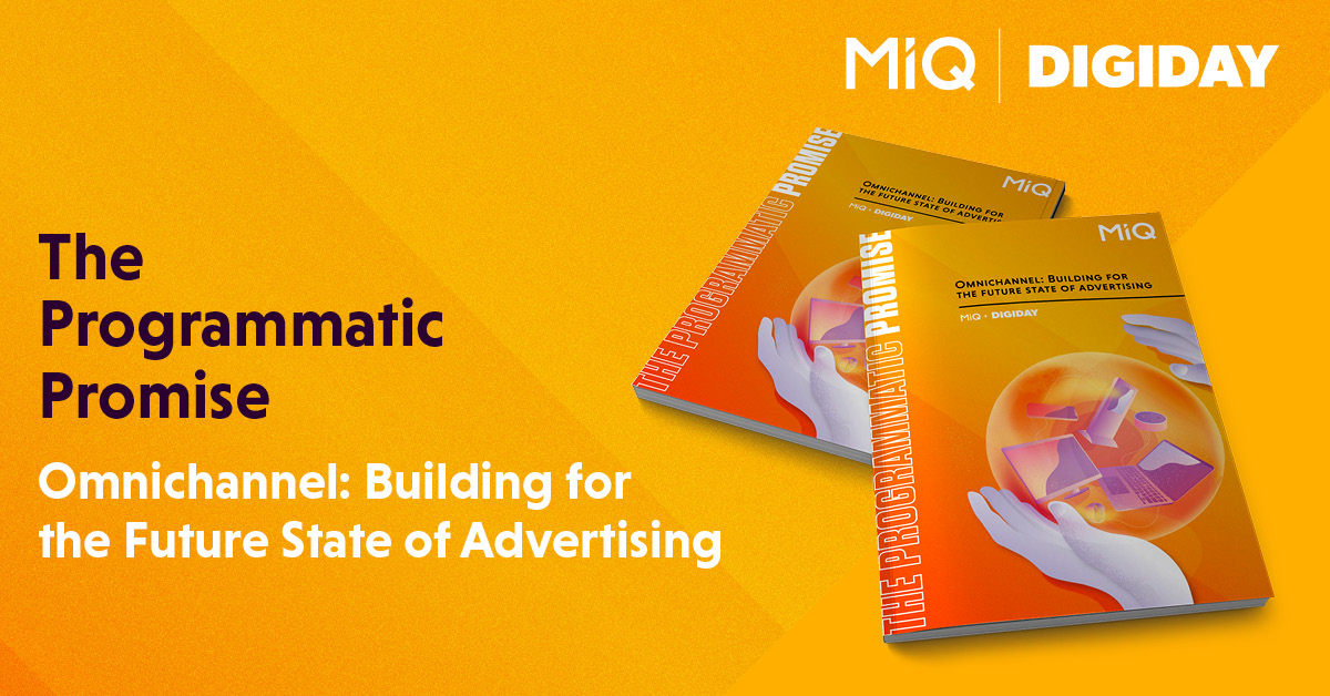 The Omnichannel Programmatic Promise